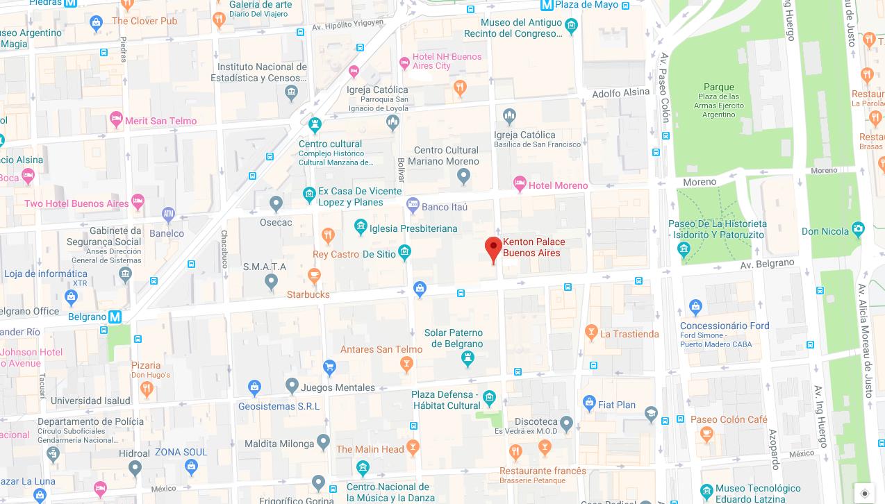 Traveltips Buenosaires Int
